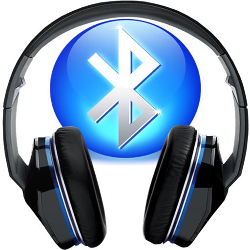Bluetooth Audio Widget Battery FREE иконка