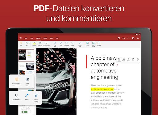 OfficeSuite - Word, Excel, Powerpoint & PDF Editor screenshot 11