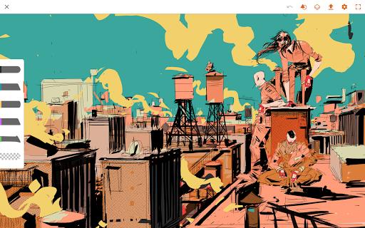 Adobe Illustrator Draw screenshot 12