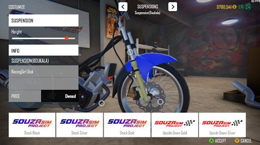 SouzaSim Project screenshot 2