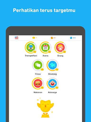 Duolingo: Belajar Inggris Gratis screenshot 10