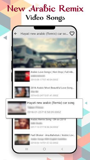 Arabic Songs : Arabic Video : Hit Music Video Song скриншот 6