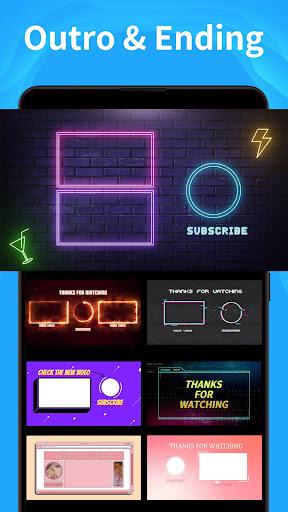 Intro Maker - Game Intro, Outro, Video Templates screenshot 4