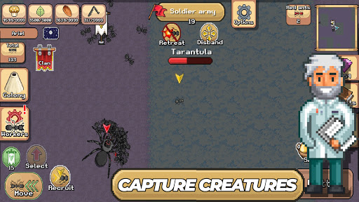 Pocket Ants: Colony Simulator screenshot 2