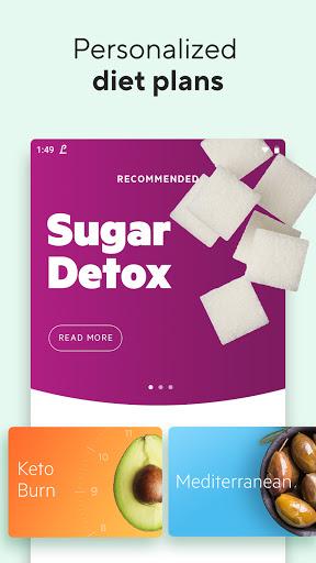 Lifesum - Diet Plan, Macro Calculator & Food Diary screenshot 2