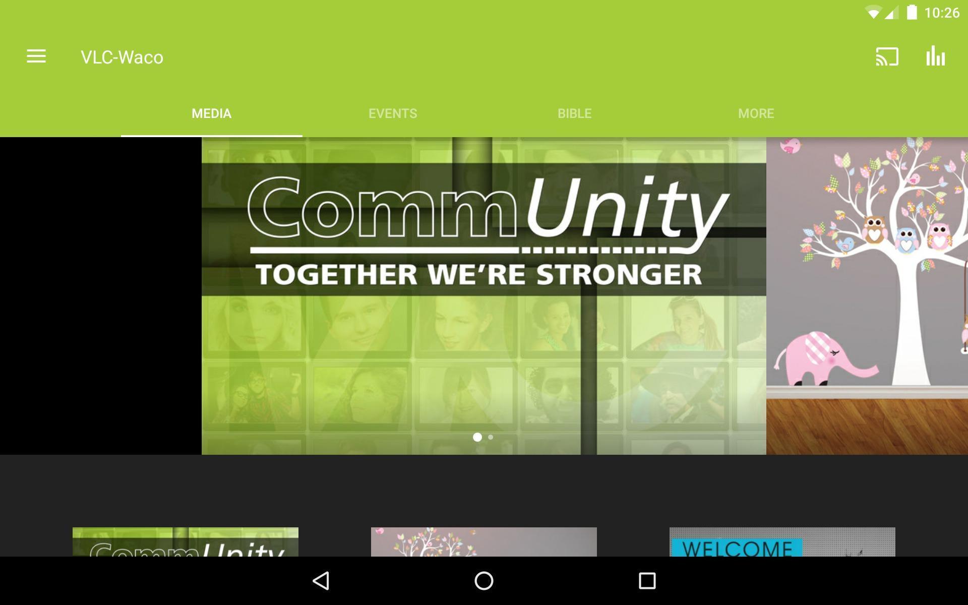VLC-Waco screenshot 5