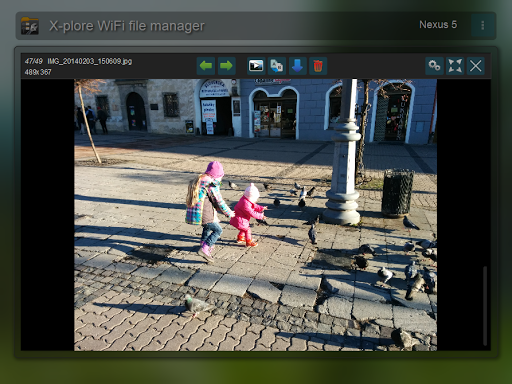 X-plore File Manager скриншот 11