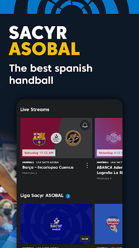 LaLiga Sports TV - Live Sports Streaming & Videos screenshot 3