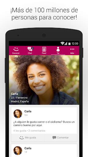 MeetMe: Chat y nuevos amigos screenshot 4