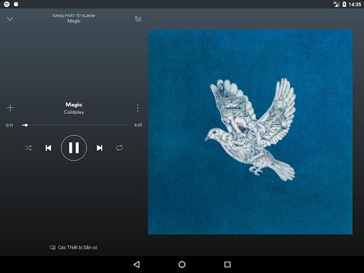 Spotify: Nhạc và podcast screenshot 14