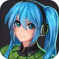Anime Music Radio - J-pop, J-rock, Soundtracks on 9Apps
