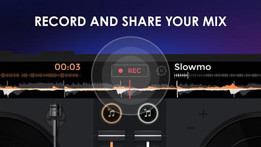 إيدجنغ ميكس: خلاط موسيقي دي جي 5 تصوير الشاشة