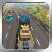Traffic Racing Simulator 3D on 9Apps