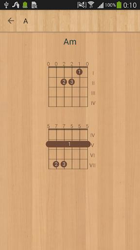 Песни под гитару Rus скриншот 4