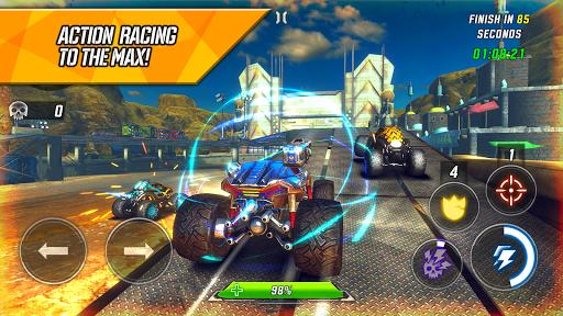 RACE: Rocket Arena Car Extreme screenshot 1