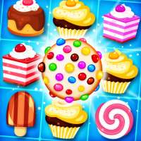 Pastry Jam - Free Matching 3 Game on 9Apps