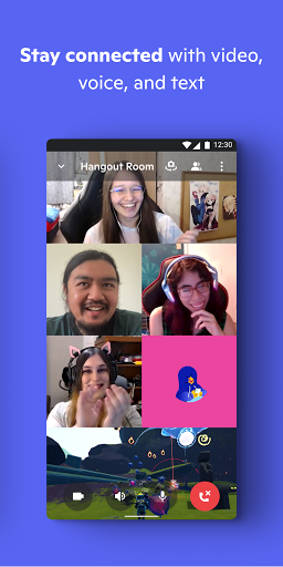 Discord - Talk, Video Chat & Hang Out with Friends screenshot 2