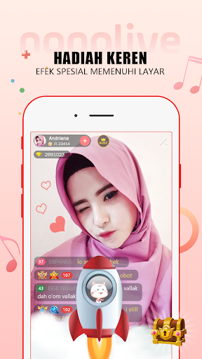 Nonolive - Live Streaming & Video Chat screenshot 3