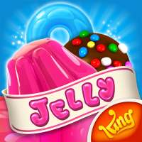 Candy Crush Jelly Saga on 9Apps