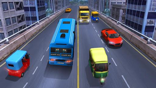 Modern Tuk Tuk Auto Rickshaw - Free Driving Games screenshot 4