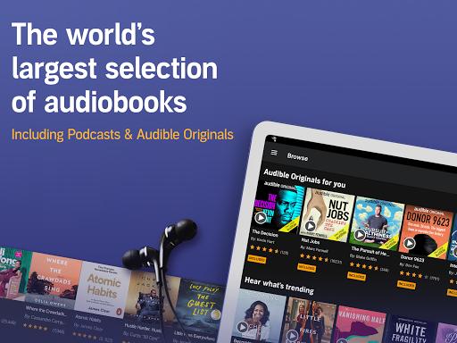 Audible - Amazon 오디오북 screenshot 7