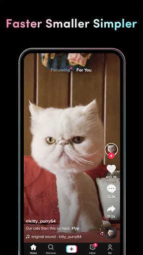 TikTok Lite screenshot 5
