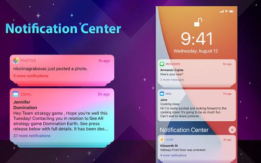 Phone 12 Launcher, OS 14 Launcher, Control Center screenshot 11