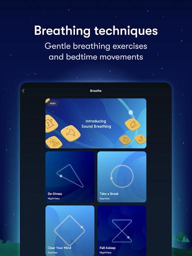 Relax Melodies: Sleep Sounds, Meditation & Stories स्क्रीनशॉट 15