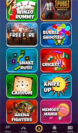 Winzo Winzo Gold - Earn Money& Win Cash Games Tips скриншот 2