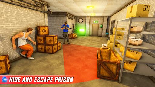 Grand US Police Prison Escape Game screenshot 1