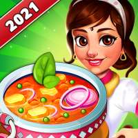 Indian Cooking Star: Permainan Memasak Restoran on 9Apps