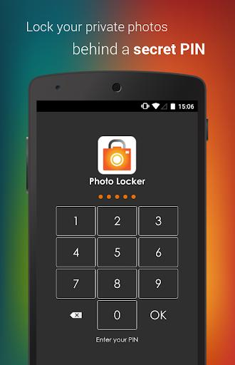 Hide Photos in Photo Locker screenshot 2
