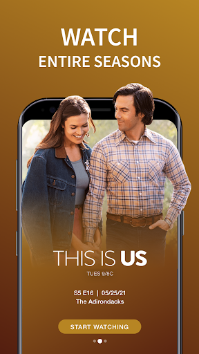 The NBC App - Stream Live TV and Episodes for Free screenshot 2