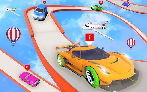 Impossible Track Car Stunt 3D: Car Games screenshot 4