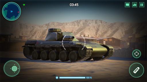 War Machines: Tank Army Game screenshot 2