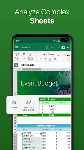 OfficeSuite - Word docs, Excel sheets, PDF files screenshot 2