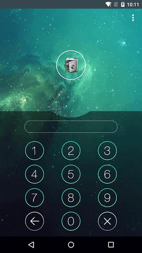 AppLock screenshot 1