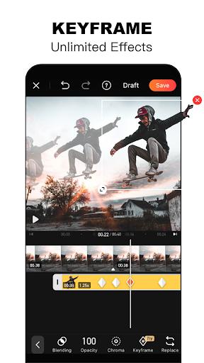 Video Editor&Maker - VivaVideo screenshot 8