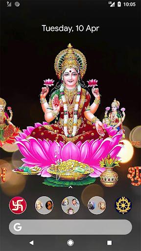 4D Lakshmi Live Wallpaper screenshot 12