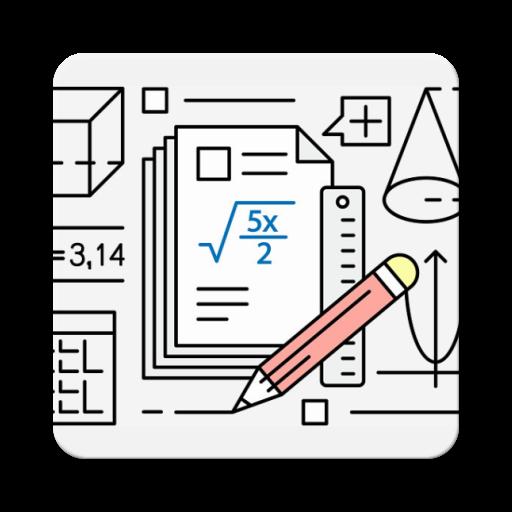 Math Formulas - Class 6 to 12 icon