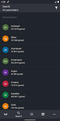 Periodic Table 2021 - Chemistry screenshot 4