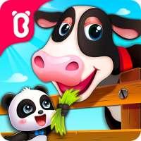 Farma dla dzieci Baby Pandy on 9Apps