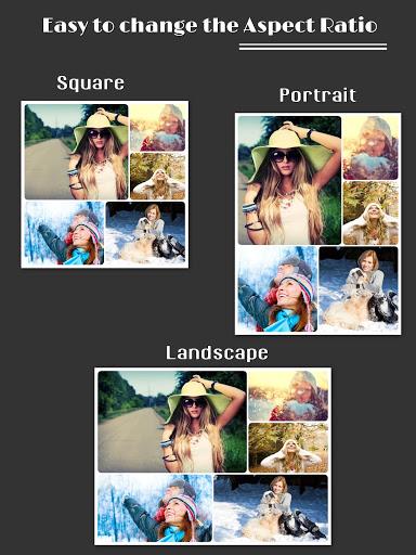 콜라주 메이커 - PhotoFancie screenshot 11