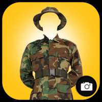 Army Suit Photo Montage on 9Apps
