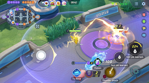 Pokémon UNITE screenshot 4