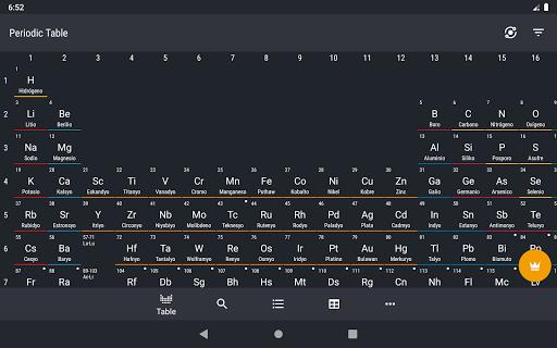 Periodic Table 2021 - Kimika screenshot 9