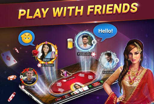 Teen Patti Gold - 3 Patti & Rummy & Poker screenshot 5