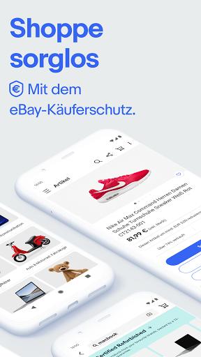 eBay – Deals entdecken und Artikel verkaufen screenshot 2