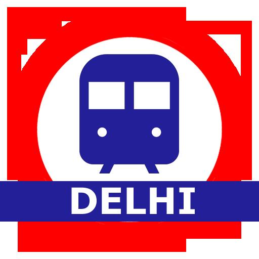 Delhi Metro Route Map and Fare иконка