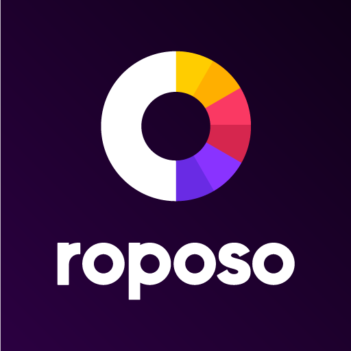 Roposo: Indian Short Video App. Viral Funny Videos icon